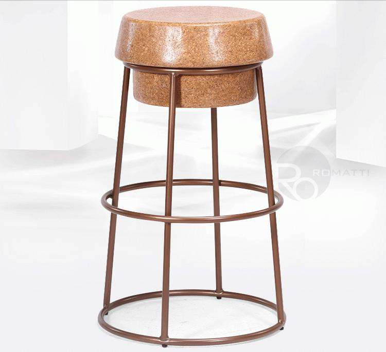 The Cork bar chair - ROMATTI