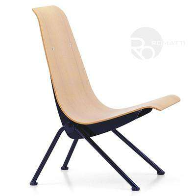 The Antony chair by Jean Prouve - ROMATTI