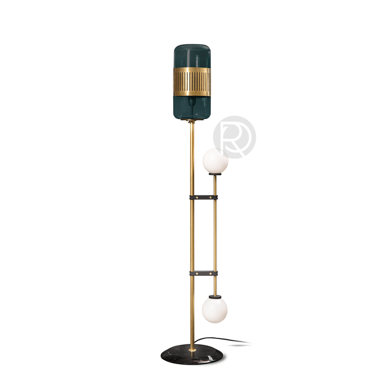 Floor lamp LIZAK by Romatti