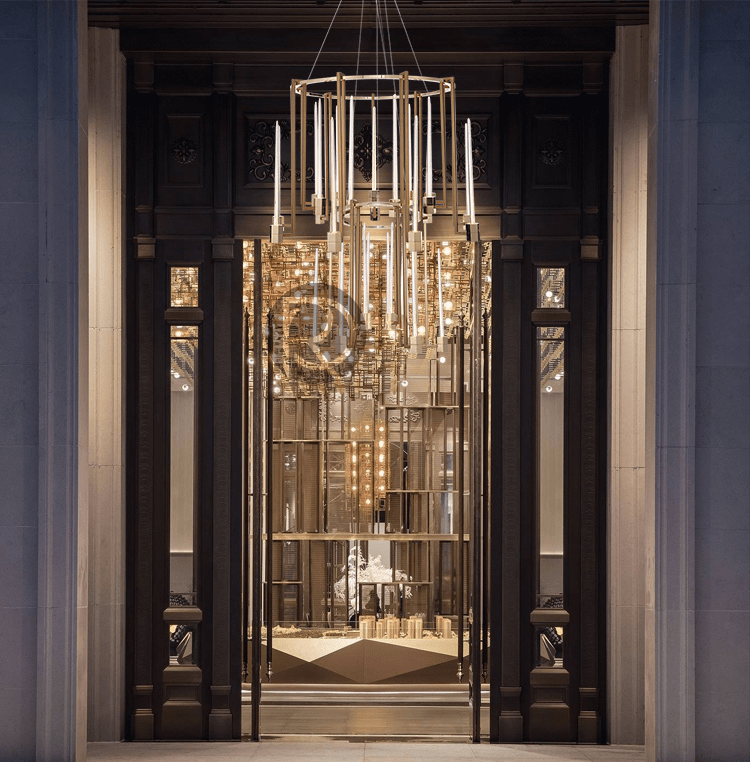 Chandelier GLIMMA by Romatti