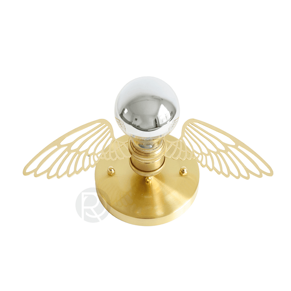 Wall Light Angel by Romatti