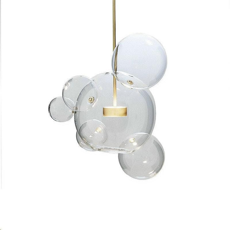 Suspension Lamp Bolle by Giopato & Coombes - ROMATTI