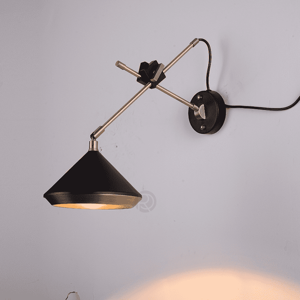Wall lamp SHEAR by Bert Frank - ROMATTI
