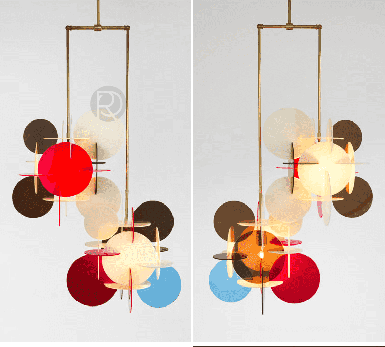 Chandelier Diciotto by Schmidt - ROMATTI
