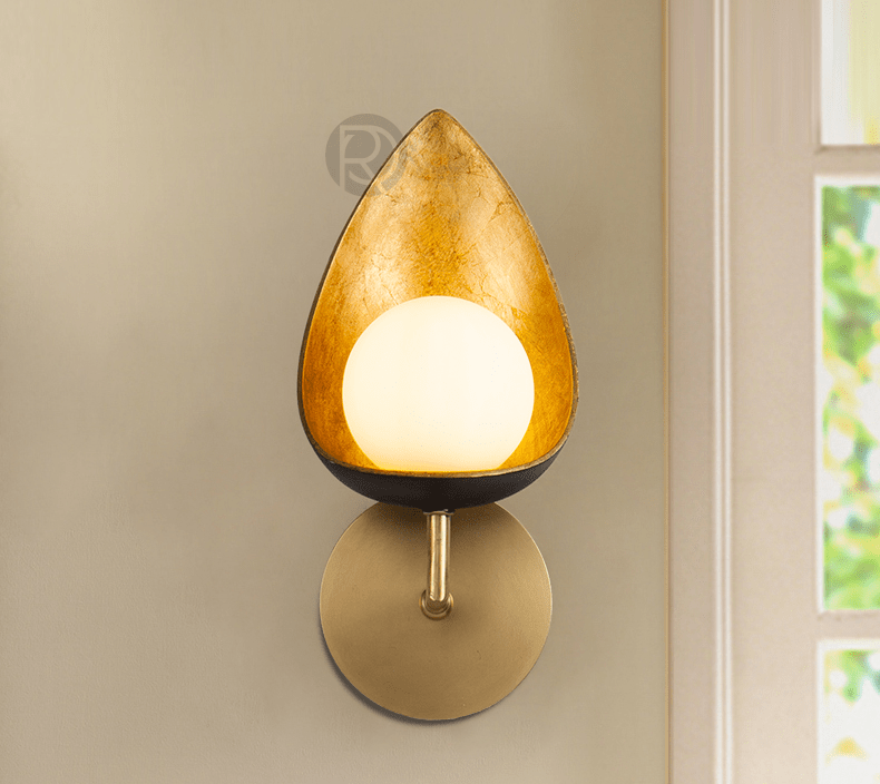 Wall lamp Waden