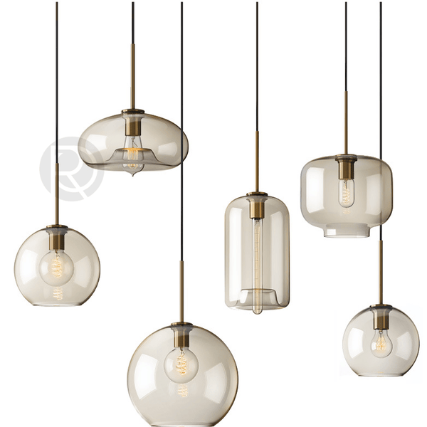 Pendant light GENEA by Romatti