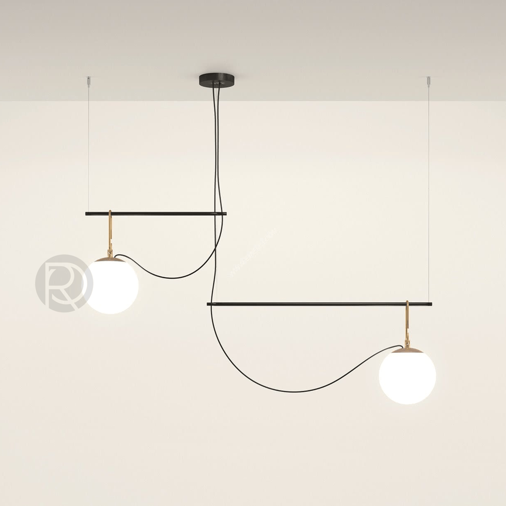 Pendant light NH by Romatti