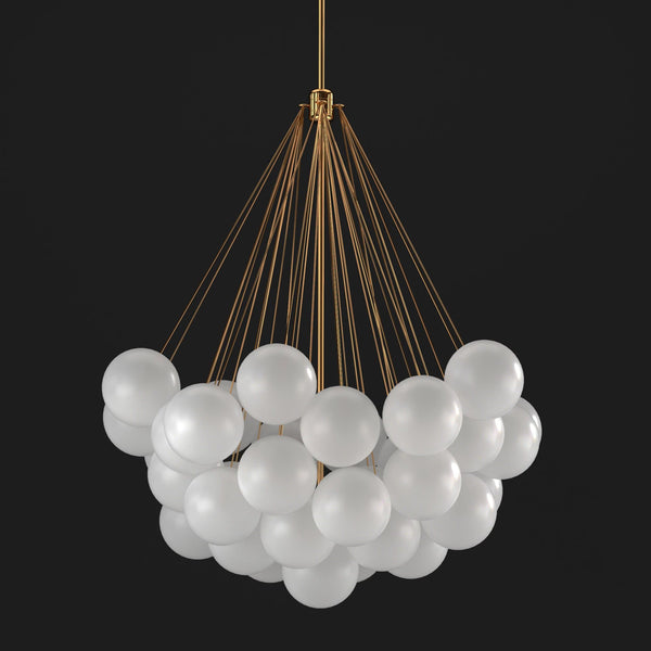Chandelier Cloud by Romatti