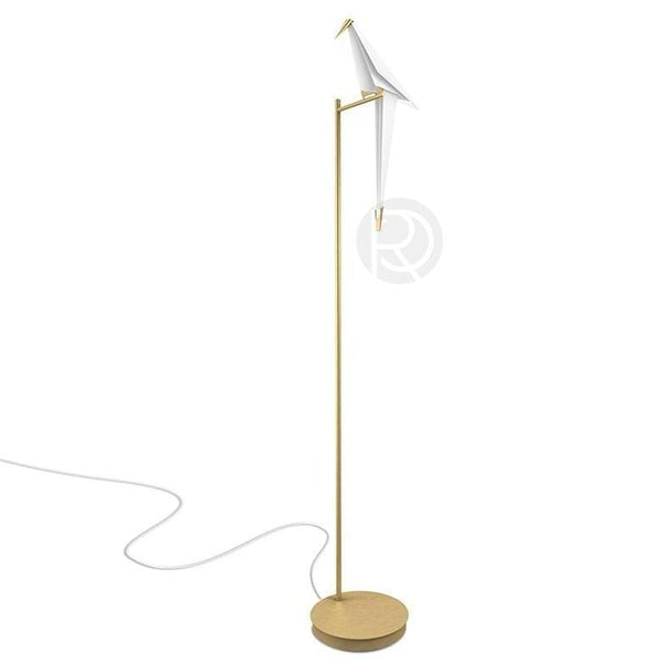 Floor lamp ORIGAMI BIRD