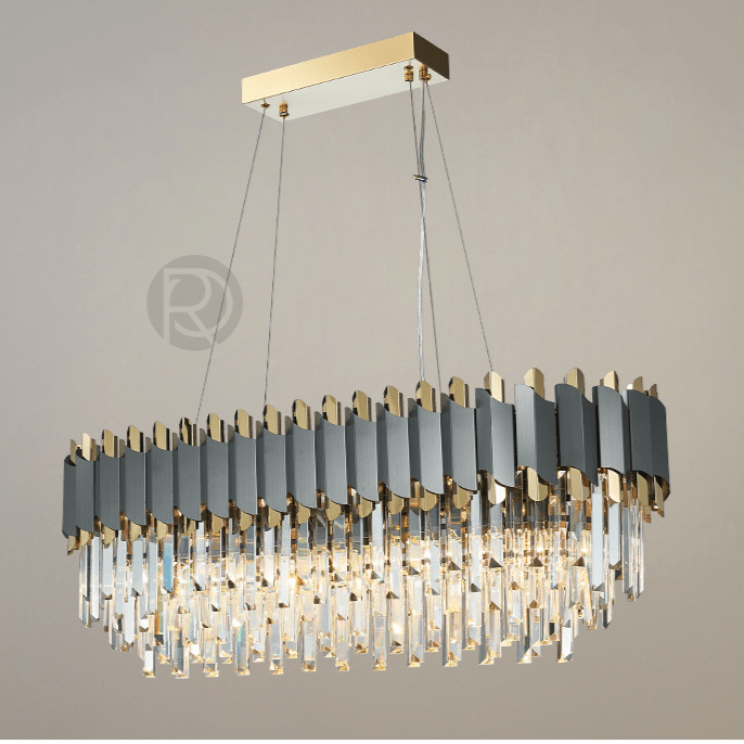 Chandelier ERANTOS LONG by Romatti