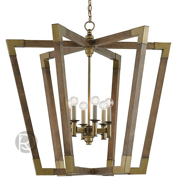 Chandelier BASTIAN by Currey & Company