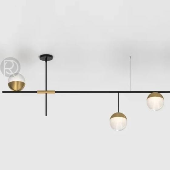 Pendant light Lesto by Romatti