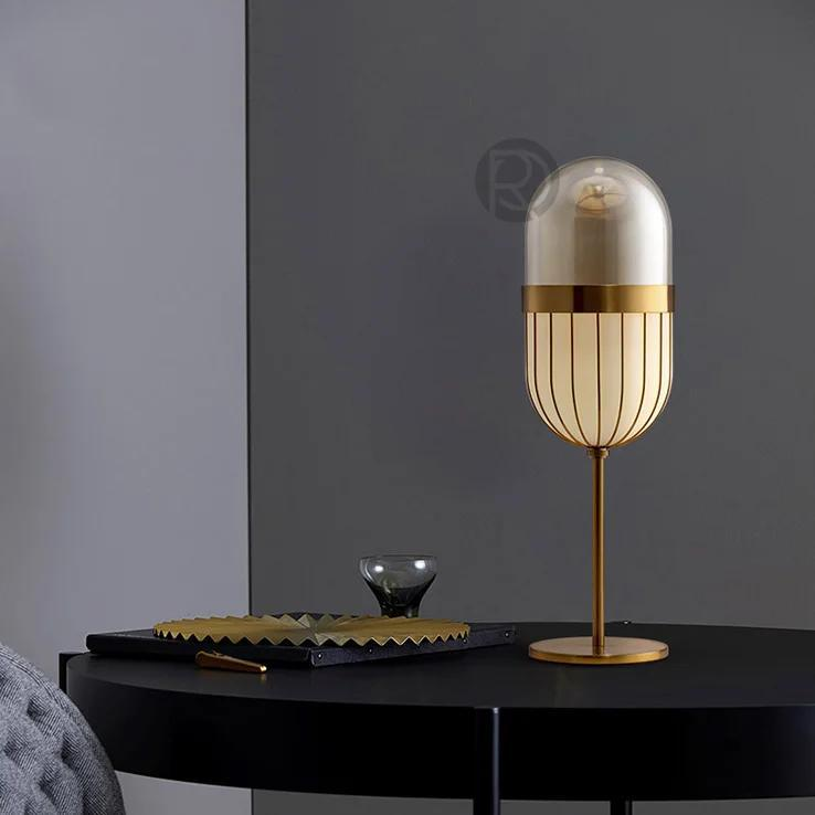 Table lamp PILL by Romatti