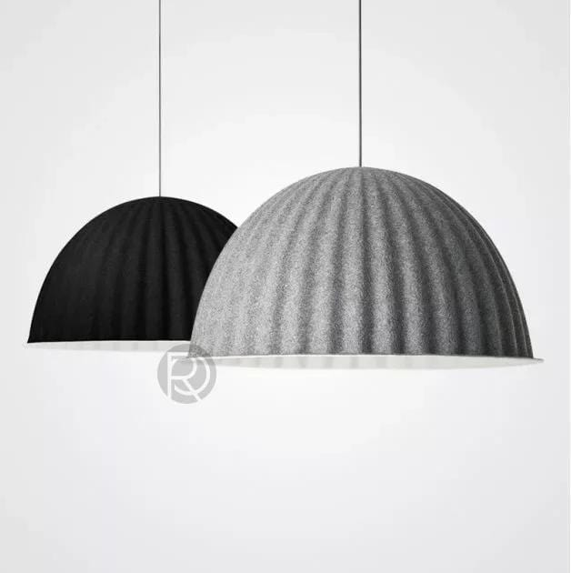 Pendant light UNDER THE BELL by Romatti