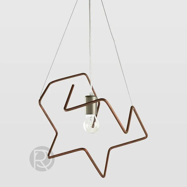 Pendant light SPIDER by Gie El