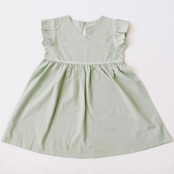 Padma Dress - Sage *Imperfect* Final Sale