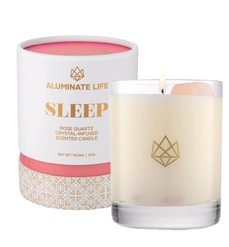 Sleep Candle - Aluminate Life