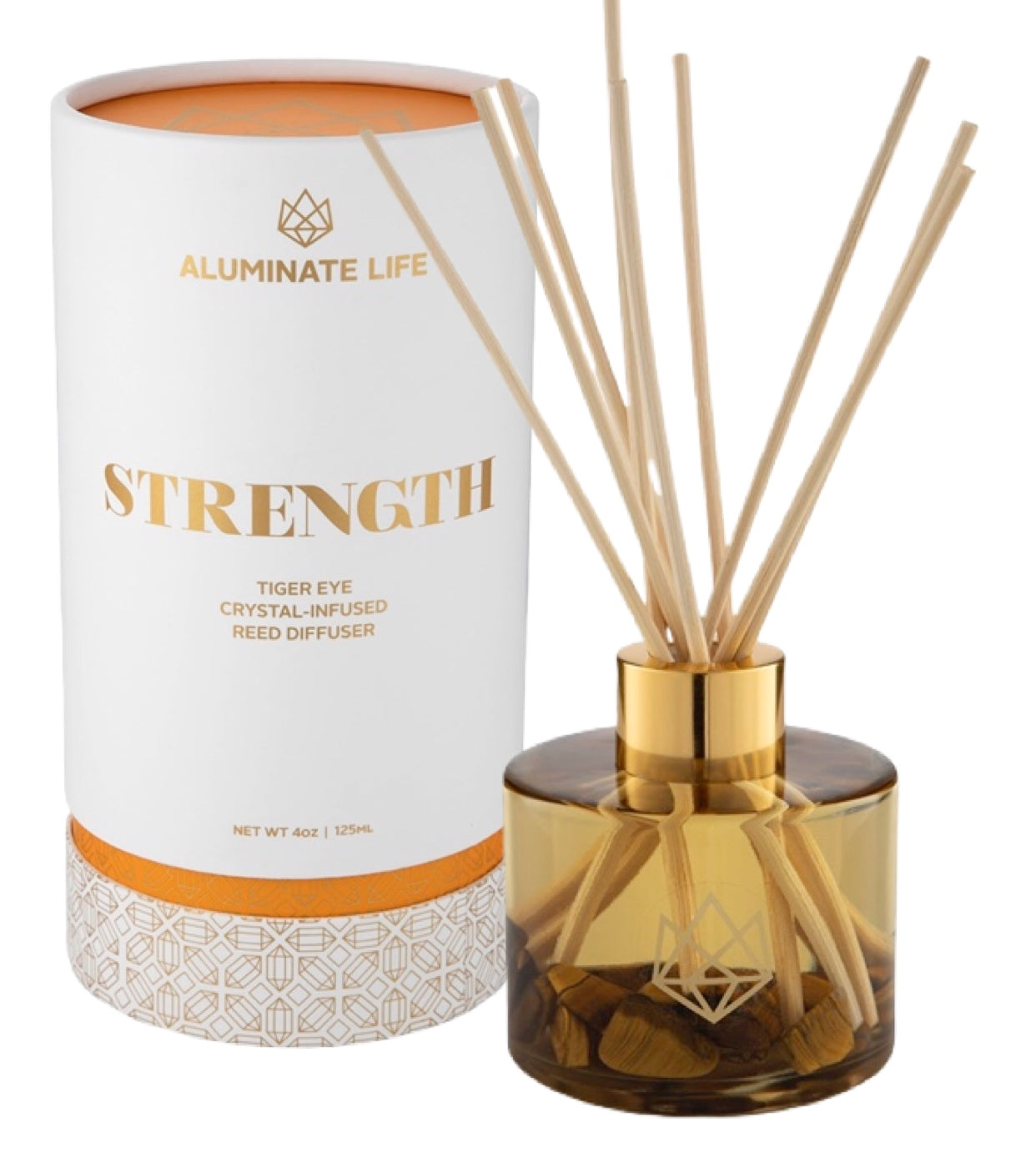 Strength Reed Diffuser - Aluminate Life