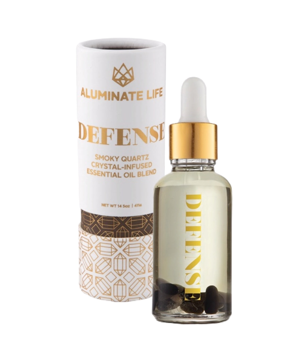 Defense Essential Oil Vial - Aluminate Life