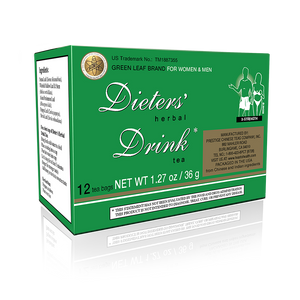 Dieter's Herbal Drink (12 bags, Extra strength)
