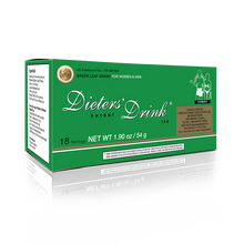 Dieter's Herbal Drink - Extra Strength (18 Bags)