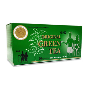 Original Chinese Green Tea - Extra Strength (20 bags)