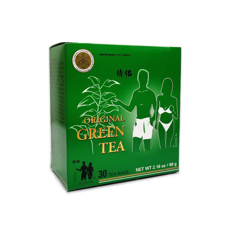 Original Chinese Green Tea - Regular Strength (30 bags)