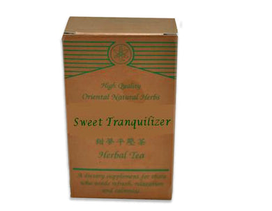 Sweet Tranquilizer Herbal Tea