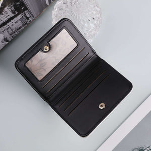 BTC Multi-Card Short Wallet - PU Leather