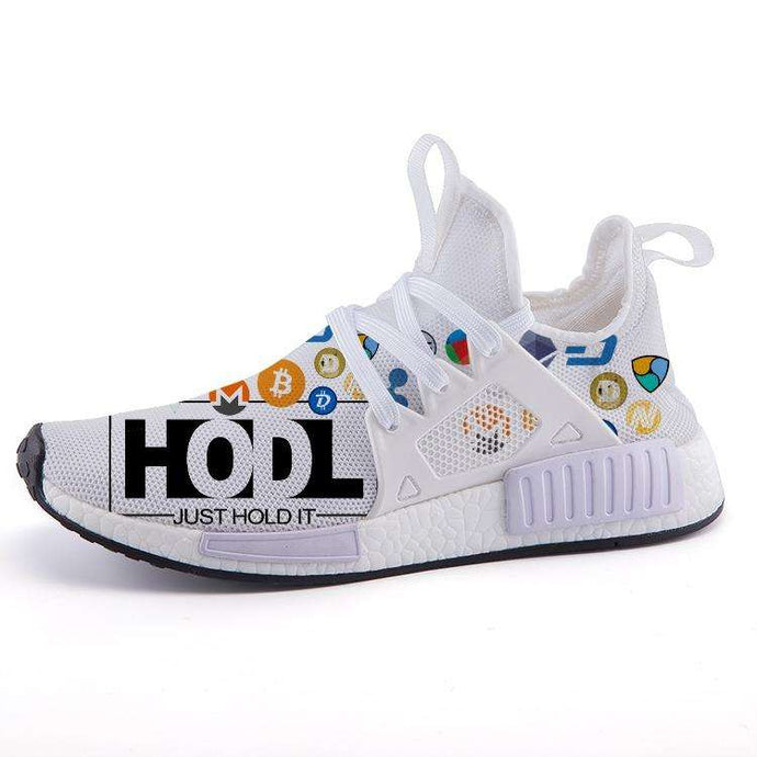 Crypto Galaxy Sneakers