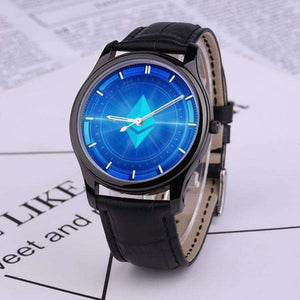 Galaxy ETH Watch (Genuine Leather)