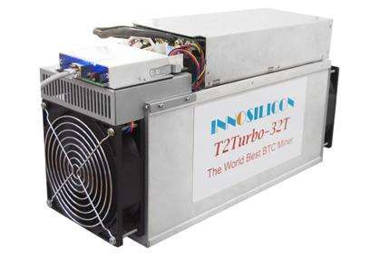 (NEW) BTC Terminator (T2T+) Version 32TH/s + ORIGINAL PSU