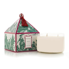 Holiday 3-wick candle