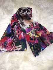 """Portrait of a Lady"" scarf"