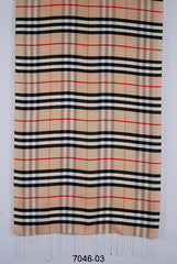 """Burberry-look"" scarf"