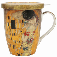 Tea mug for the art lover!