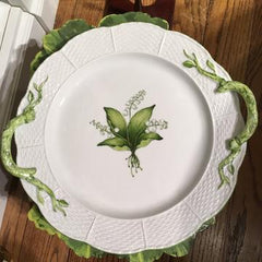 Lily of Valley platter