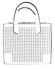Perforated pocketbook