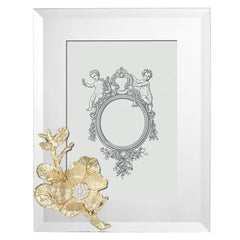 Botanical picture frame