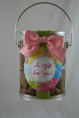 12 Chocolate chip cookie favors