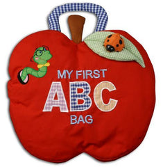 ABC apple bag