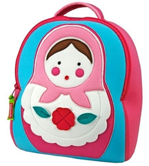 Russian doll backpack