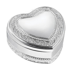 ATTENDANT'S GIFT-Heart treasure box