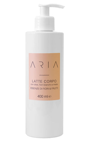 Latte Corpo Essenze di Fiori e Frutti - 400 ml