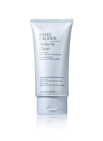 Multi-Action Foam Cleanser/Puryfying Mask
