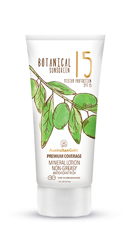 Botanical Mineral Lotion - 15 SPF