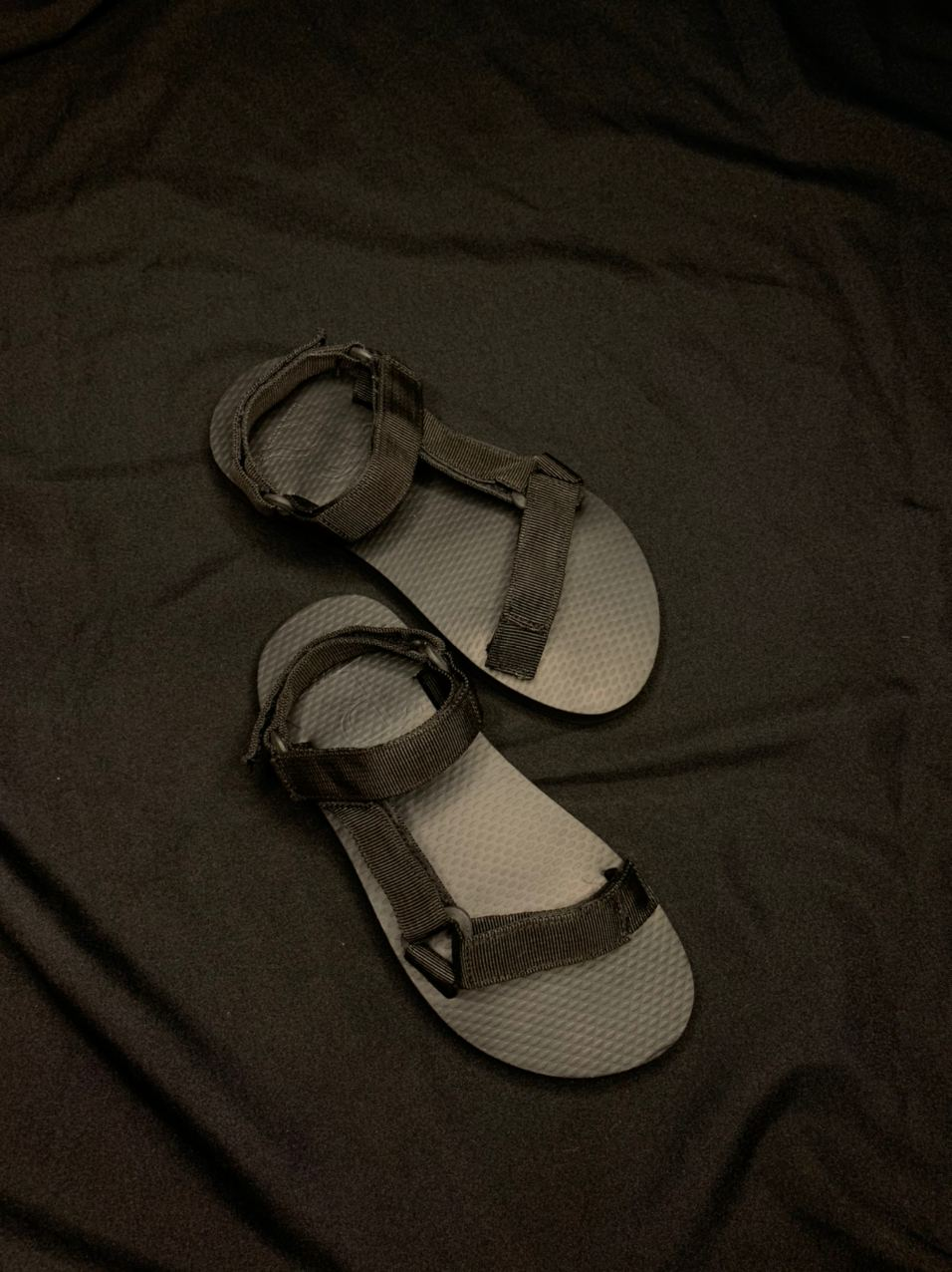12mm Sporty Sandals in Ink
