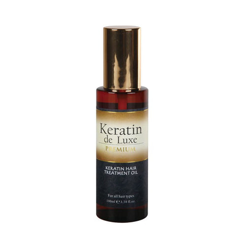 Keratin de Luxe Premium Hair Treatment Oil (Limited edition Chocolate scent)