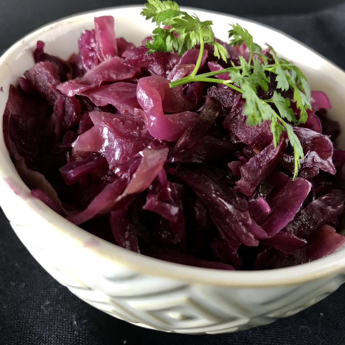 Spiced Red Cabbage | Freezer