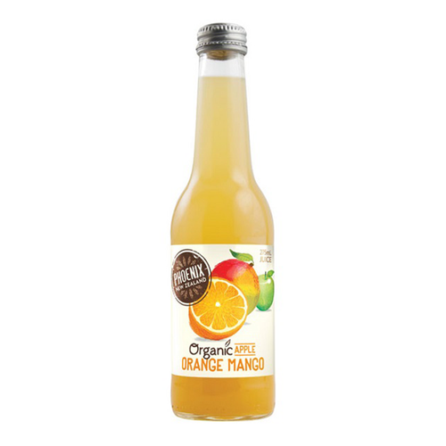 Phoenix Juice - Orange & Mango | Cafe Takeaway